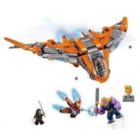 Lego Thanos Guerra Infinita 725+ Pcs Lego Super Heróis