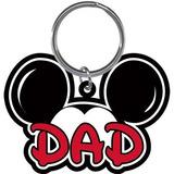 Disney Family Dad Mickey Mouse Ears Keychain Llavero e680da0ba69