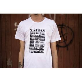 Camisa Camiseta Blusa Várias Fitas Stuffs Branding