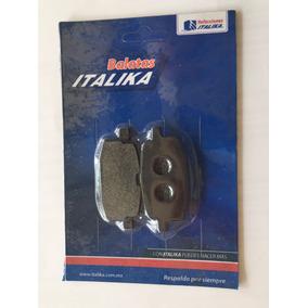 Balatas Delanteras Ws150, Ws175, Bws100 Italika Yamaha