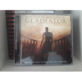 cd trilha sonora gladiador