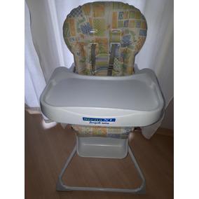 e0b33ad37 Cadeira Para Refeição Siena Xl Burigotto - Bebês no Mercado Livre Brasil