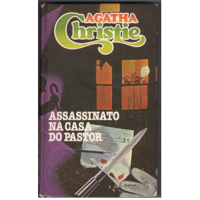 Livro Assassinato Na Casa Do Pastor - Agatha Christie
