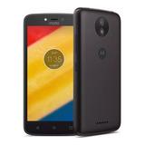 Celular Motorola Moto C 8gb Dual Chip 5mp + 3 Brindes