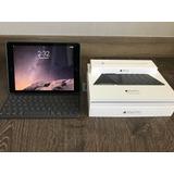 Ipad Pro 9.7 Space Gray 128gb + Funda + Teclado + Pencil