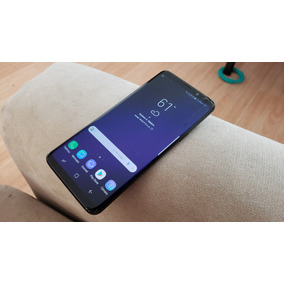 Remato Samsung Galaxy S9 Negro 64gb Detalle Falta Liberar