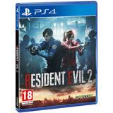 Resident Evil 2 Remake Ps4; Licencia Digital.