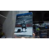 Blu-ray Westworld Segunda Temporada: A Porta Lacrado
