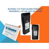 Batería Para Radio Portátil Motorola Ep-450 / Dep-450.
