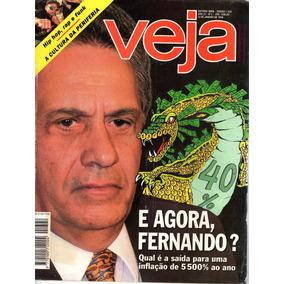 Revista Veja Numero 1322 - 12/01/1994
