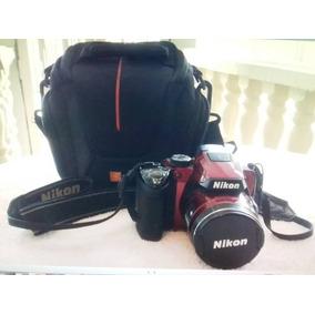 Camara Coolpix P500 Nikon