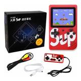 Sup Mini Consol Portatil Game Box Retro 400 Video Juegos