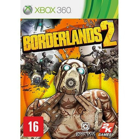Borderlands 2 - Xbox 360 Mídia Física