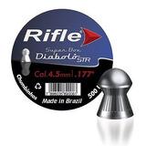 Chumbinho Para Carabina De Pressão Rifle 4,5 Com 3000