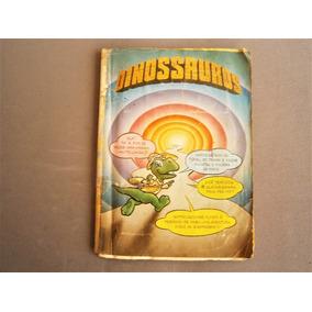 Álbum De Figurinhas Dinossauros Nestlê Surpresa Completo