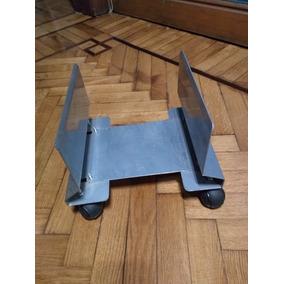 Porta Cpu De Metal Ajustable