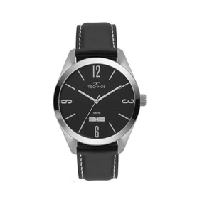 37c73c9953c Relogio Technos Pulseira De Couro Tec 426 - Relógios De Pulso no ...
