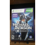 ** Michael Jackson The Experience Para Tu Xbox 360 **