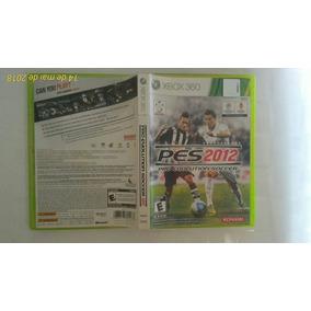 Pes 2012 Pro Soccer Xbox 360 Original
