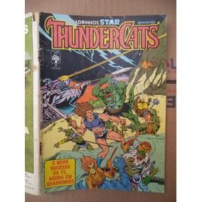 Revista Thundercats Numero 2 Junho De 1986
