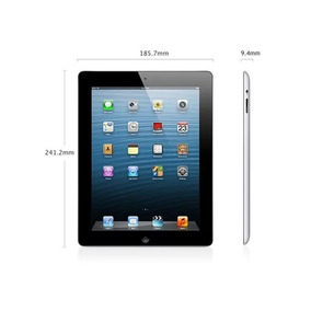 Apple Ipad 4 16gb (regalo Estuche Protector Con Teclado)