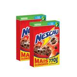 Kit C/5 Cereal Matinal Nescau 770g Nestle