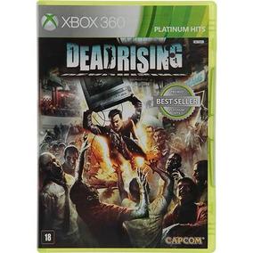 Dead Rising: Platinum Hits - Xbox 360 Mídia Física