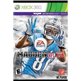 Madden Nfl 13 Xbox 360 - Games no Mercado Livre Brasil f667fd9cdb6a3