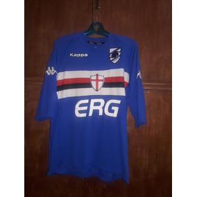 Camiseta De La Sampdoria - Camisetas en Mercado Libre Argentina bbf43b273ccb6