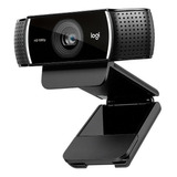Web Cam Logitech C922 Hd Color 720p - 1080p Icb Technologies