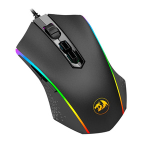 Mouse Gamer Redragon Memeanlion M710 Chroma Rgb 10000 Dpi