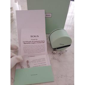 Aretes Tous Oro Y Brillantes 100% Original Tous Tiffany Tous