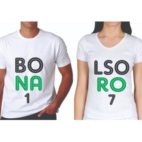 2 Camisetas De Casal - Bolsonaro