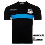 Camisa Do Santos Azul Turquesa - Camisa Santos Masculina no Mercado ... bc6a598ca3a6c