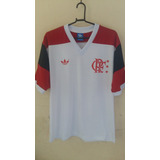 bf9006f70a Camisa Flamengo 1981 Branca no Mercado Livre Brasil