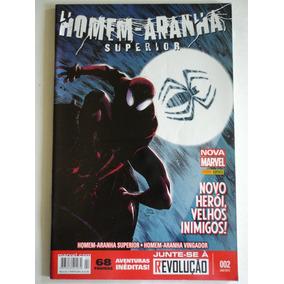 Hq-homem-aranha:superior:marvel Comics:vol.2:panini