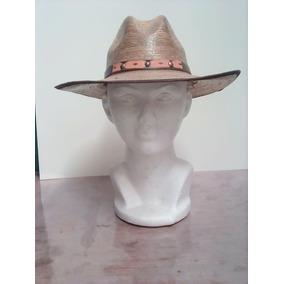 Sombrero Vaquero Niños Robavacas Palma Quemada Envío Gratis 02f85918429