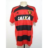 Camisa Oficial Sport 2016 Home adidas Gg (xl) Brasileiro