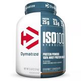 Iso 100 Hidrolisado 2,3k Chocolate Coconu Dymatize Val.12/19
