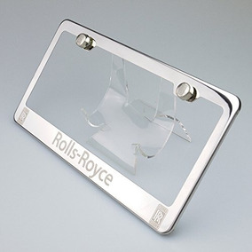100% Stainless Steel Rolls Royce Laser Engrave Chrome Mirro