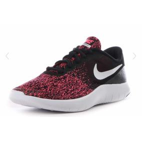 save off 6618a c898b Tenis Nike Flex Contact (24méx) Caja Original Dama Rosa Akw