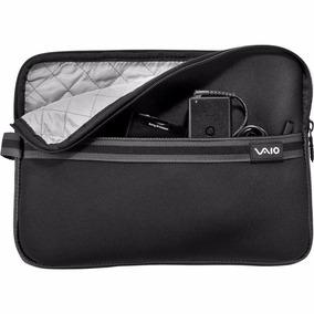Bolso Sony Vaio Original Qualidade Neopren Couro Note Tablet