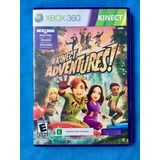 Juego Kinect Adventures