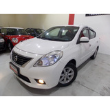 Nissan Versa Sl 1.6 2013 Flex Completo (leilão Financeira)