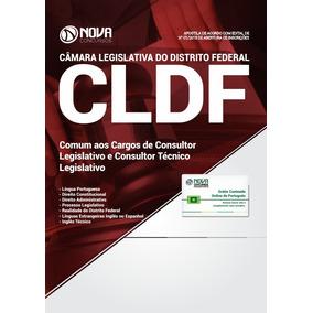 Apostila Cldf 2018 - Consultor Técnico Legislativo