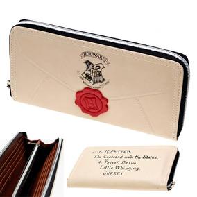Harry Potter Cartera Envio Gratis Mujer Monedero Billetera B