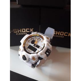 29f655cb718 G Shock Preto Com Dourado Casio - Relógios De Pulso no Mercado Livre ...