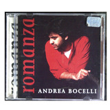 Cd - Andrea Bocelli - Romanza - 1997 - Original