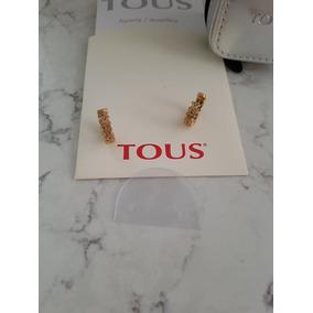 Tous Aretes Tous Oro Oso Tous Original 100% Tiffany T&co