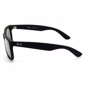 Ray Ban Justin Rb4165l 622 55 - Óculos no Mercado Livre Brasil e5be359194